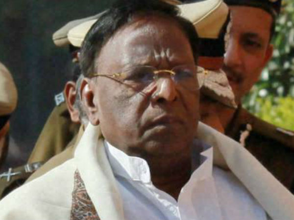 Cauvery: Ready for All party meeting says Narayanasamy