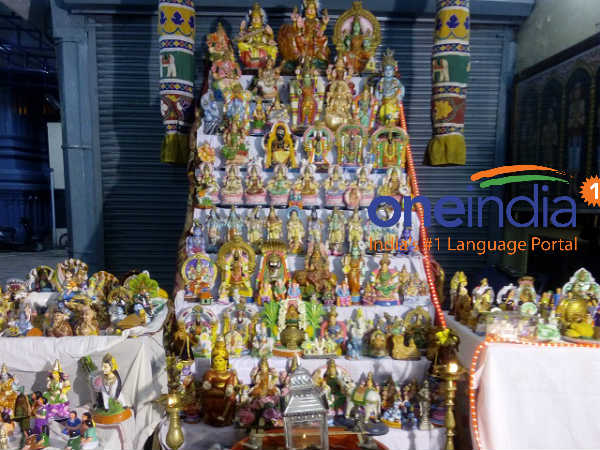 How to Perform or Observe Navarathri Viratham