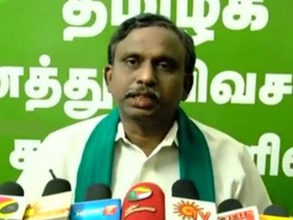 SC order on Cauvery disappoints, says P R Pandian