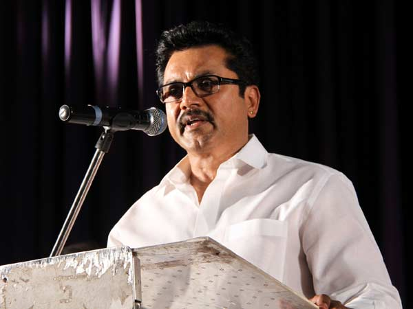 Sarathkumar criticises Cauvery central committee