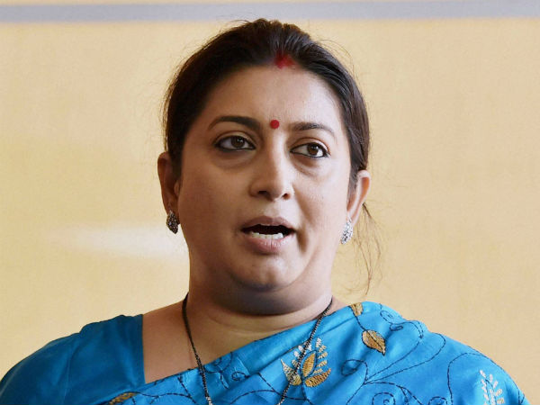 Fake degree case: Court dismisses plea to issue summon against Smriti Irani