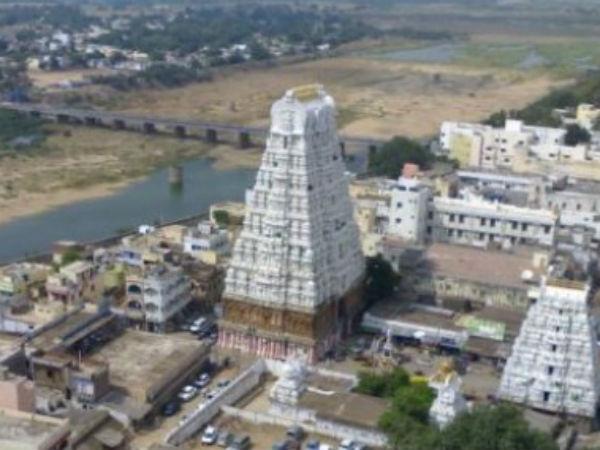 ராகு கேது பரிகார பூஜை : ஸ்ரீகாளஹஸ்தி கோவிலில் கட்டணம் ரூ. 15000 ஆக உயர்வு