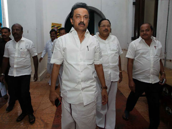 MK Stalin urges OPS for all party meet on Cauvery Issue