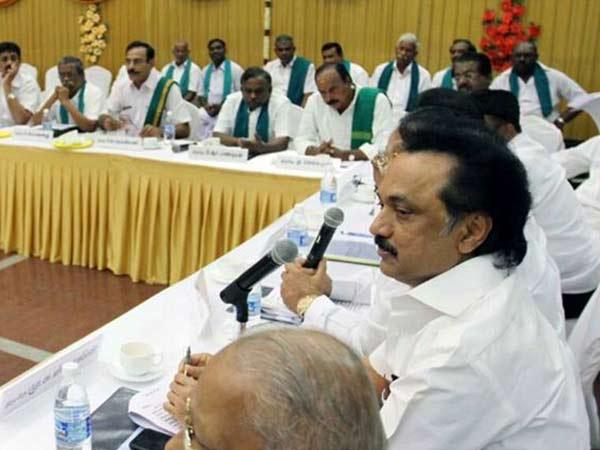 அரசியல் ஆதாயத்துக்காகவா அனைத்து கட்சிக் கூட்டம்? வைகோவுக்கு ஸ்டாலின் பதிலடி! #DMK