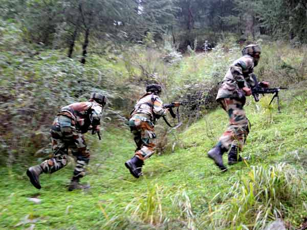 indian soldier killed in pakistan firing in poonch