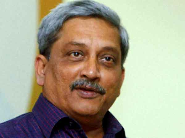 Parrikar Condemns the pakistan attack
