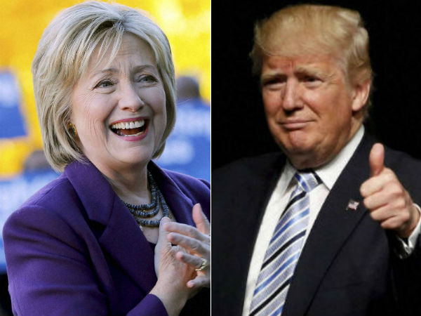 US election results: Tough fight between Hillary, Trump in key states