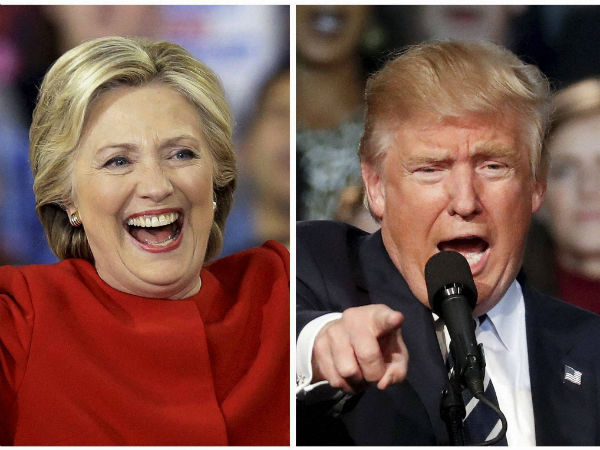 Donald Trump wins Kentucky and Indiana; Hillary Clinton wins Vermont