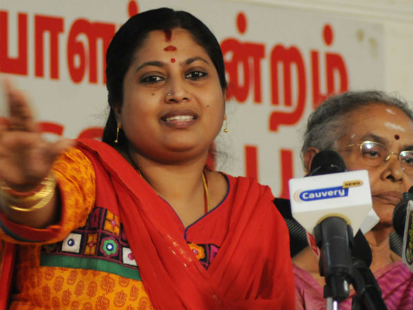 Madhan Mother and wife offered prayer for release