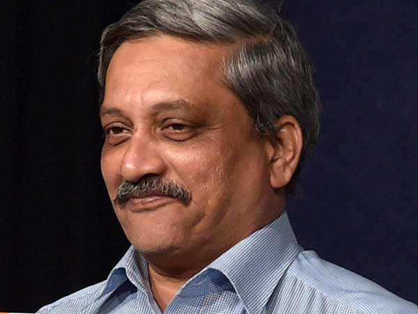 Would gouge out enemy's eyes if provoked: Manohar Parrikar