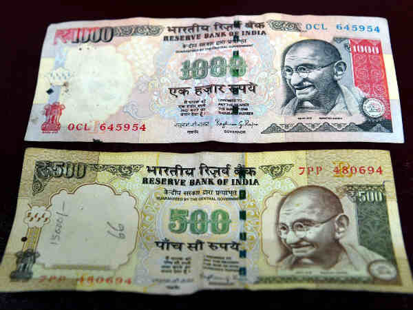 HC rejects demonetisation of 500, 1000 notes case