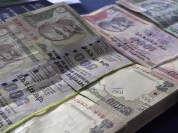 Why 500, 1000 Rs notes flying to North East?