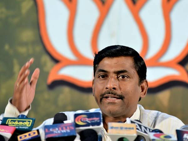 Black money and corruptions are more in Tamilnadu: BJP accuses!