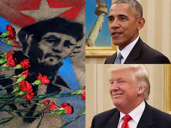 Obama not participate in Fidel Castro Funeral