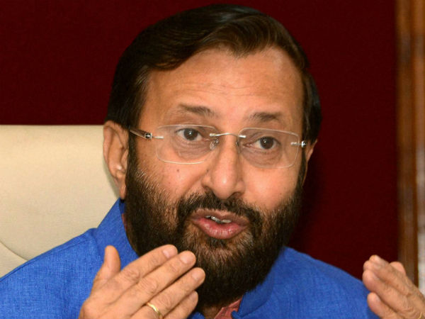 New education policy for development: Prakash Javadekar