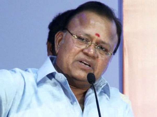 Radharavi distances himself from the Nadigar sangam clashes