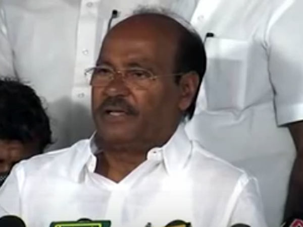 What a bad election is this, says Dr Ramadoss