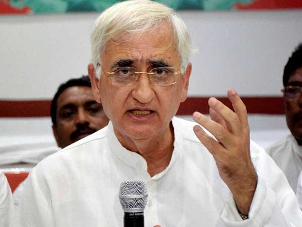 Modi govt does not like to be questioned: Khurshid