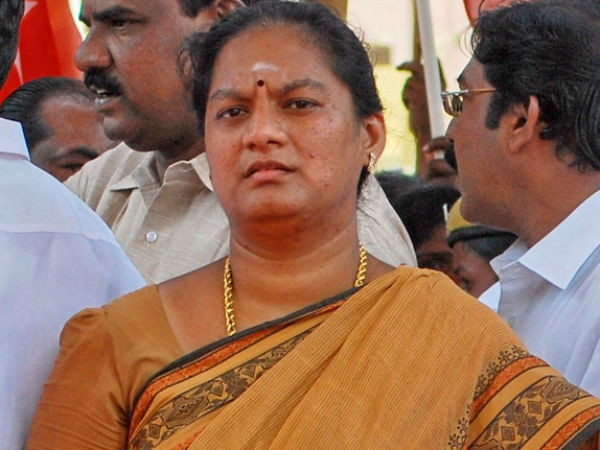 Supreme Court Restrains TN Police From Arresting Sasikala Pushpa