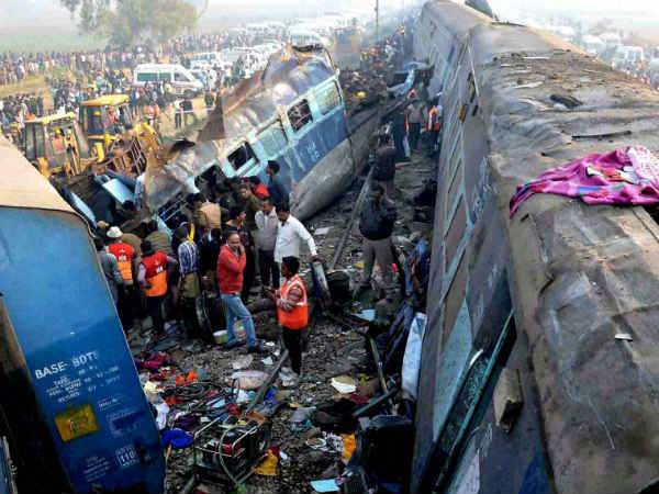 Death toll in Kanpur rail accident rises to 121