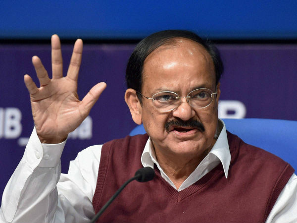 TV channels will not have to renew licence annually- Venkaiah Naidu
