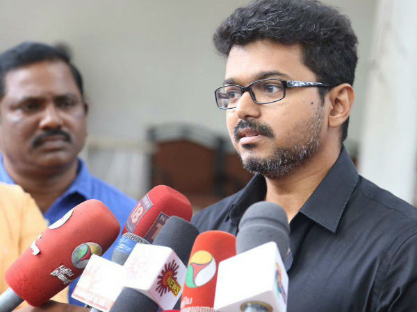 Actor Vijay not invite to Jaya TV
