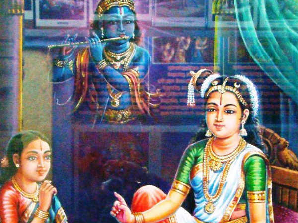 Sri Andal's thiruppavai- Dec 29