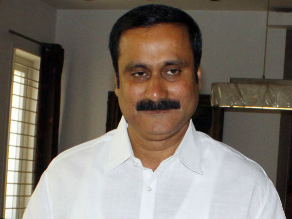 Anbumani ramadoss meet with Railway minister
