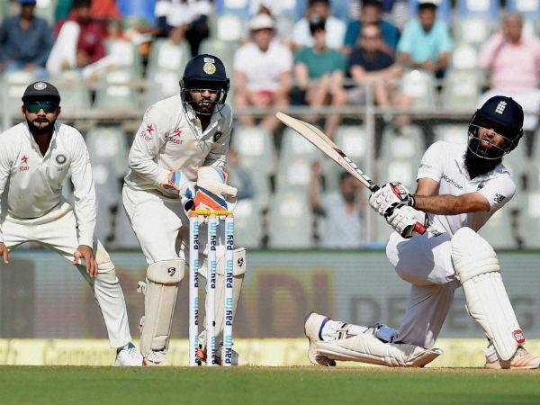 மும்பை டெஸ்ட்: 400 ரன்களில் இங்கிலாந்து ஆல்-அவுட்.. இந்தியா தக்க பதிலடி
