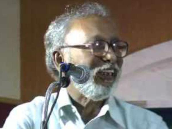 Poet Inquilab dies