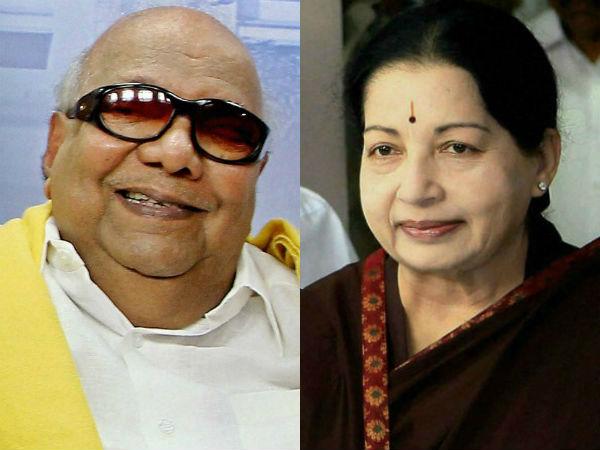 ஜெயலலிதா vs கருணாநிதி.. மறக்க முடியாத அரசியல் மோதல்கள்!