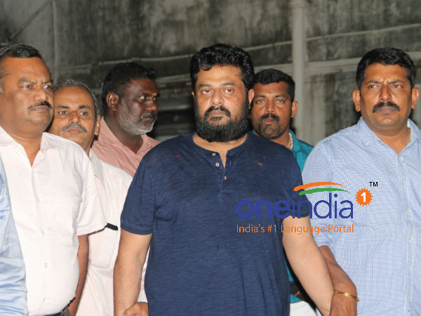 Vendhar movies madhan remanded in judicial custody