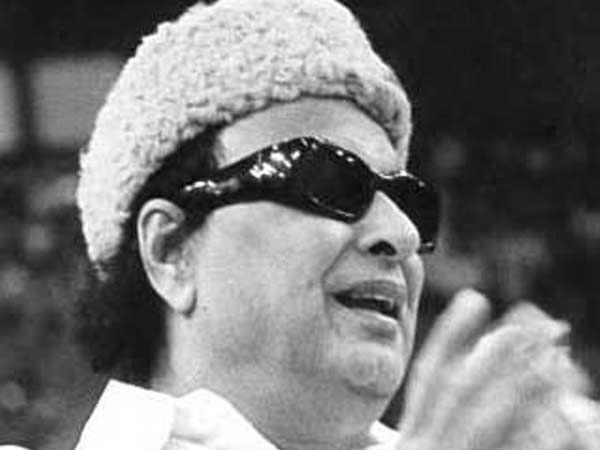MGR's 29th Death anniversary