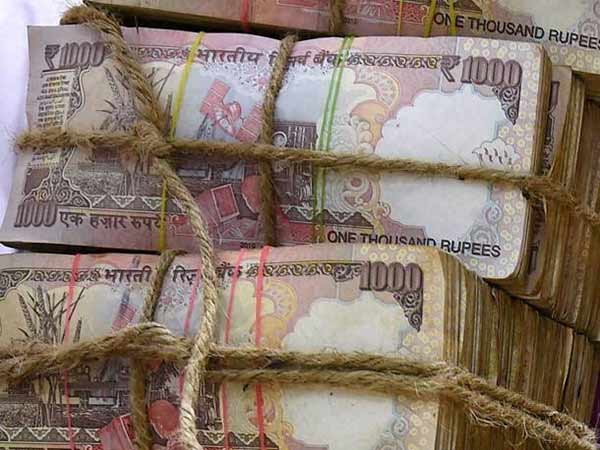 Rs 11 crore had been deposited in the Red wood gang's account?