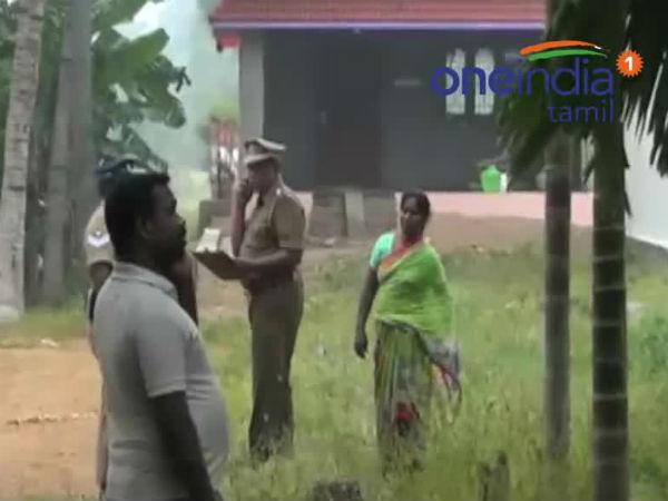 சேலத்தில் பிரபல ரவுடி முருகன் வெட்டிக் கொலை: வீடியோ