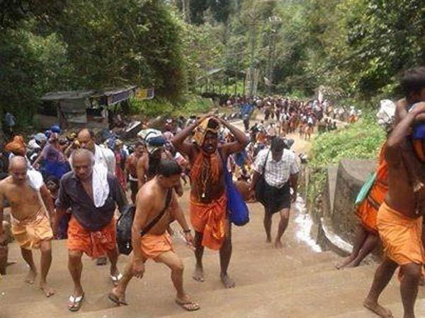 சபரிமலை வனப்பகுதியில் 12 பீப்பாய்களில் இருந்த 360 கிலோ வெடிமருந்து பறிமுதல்!