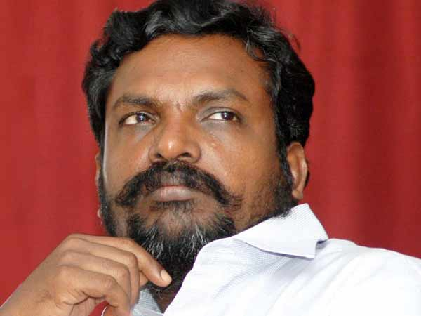 Income tax raid in Rammohan Rao House: Thirumavalavan seeks explanation from Union government