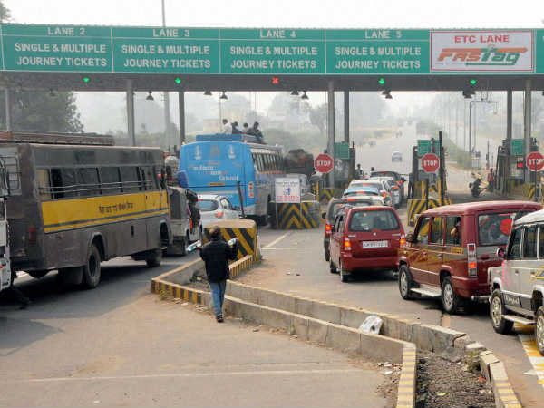 Toll collection on NH to resume from mid-night of December 2