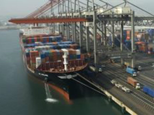Two Cargo ships collided near Ennore port in Chennai