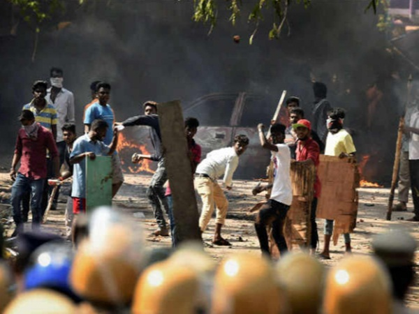 Jallikattu protesters gets on bail