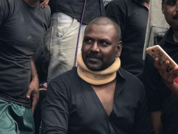 மாணவர்கள் போர்வையில் வேறு யாரோ நுழைந்துள்ளனர்... நடிகர் ராகவா லாரன்ஸ் பகீர்