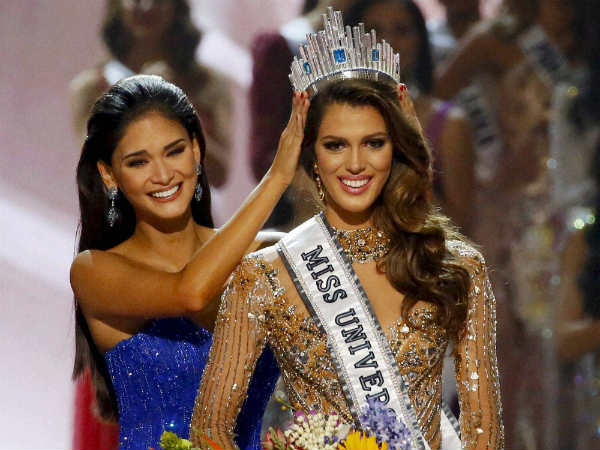 Miss France is Miss Universe now