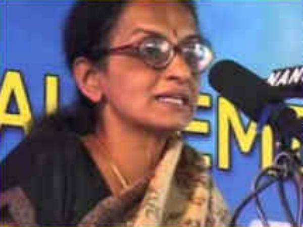'ஃப்ரீ செக்ஸ்' விமர்சனம்: பீட்டா ராதாராஜனின் வீட்டை முற்றுகையிட்ட தேமுதிகவினர்