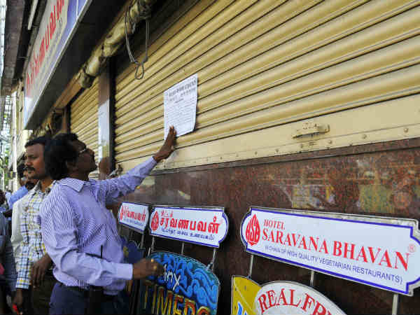 Chennai Corporation seals unlicensed Saravana Bhavan Hotel
