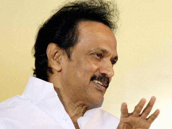 DMK's general council appoints MK Stalin as Acting President