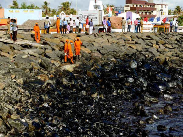 Volunteers needed to clear oil spill