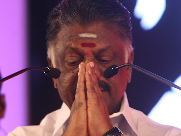 Chief Minister O.Paneerselvam has resigned