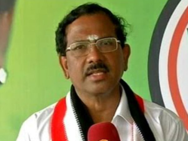 Today there will be an important announcement, said mafa pandiarajan