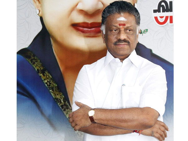OPS rebels against Sasikala