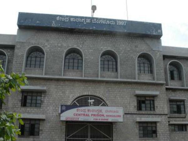 Section 144 imposed at around Bengaluru Parapana Agrahara jail